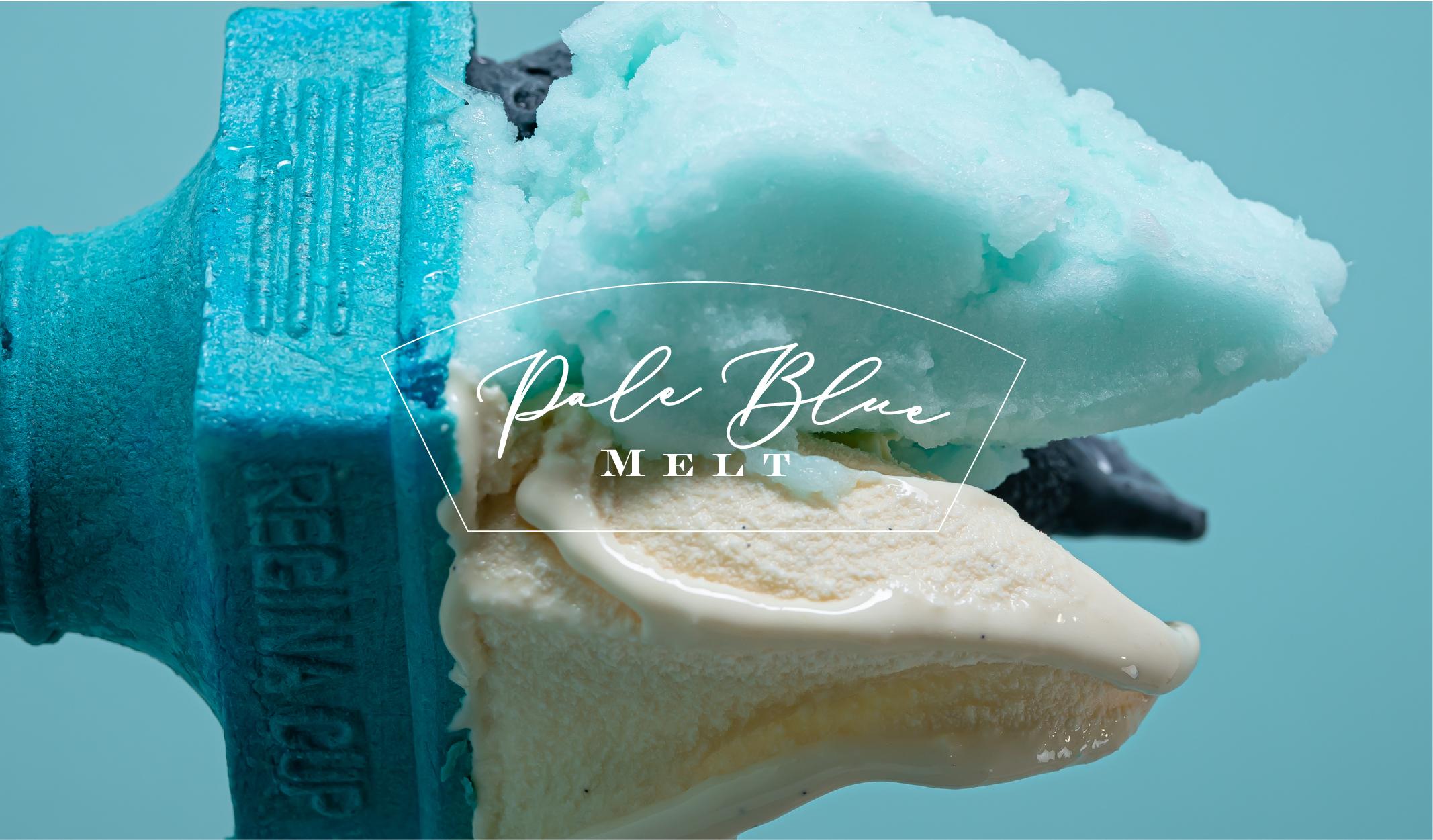 米津玄師「Pale Blue」 x 円山ジェラート